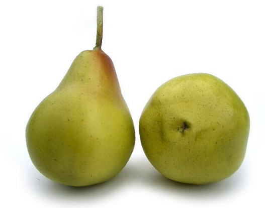 Artificial Green Pear
